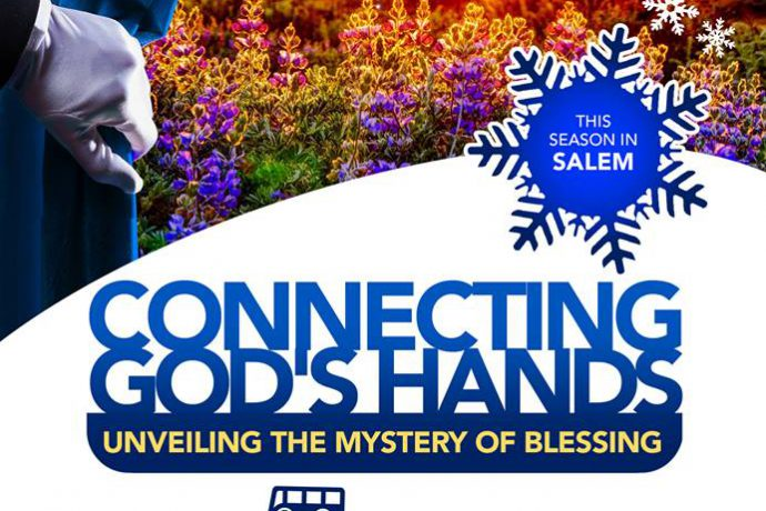 Connecting God's Hand - Week 1