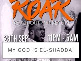 R.O.A.R Night, All Night Prayer This Friday!